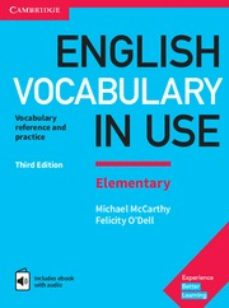english vocabulary in use (3rd edition) elementary book with answers & enhanced ebook-9781316631522
