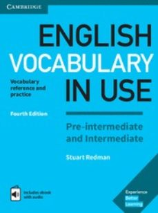 english vocabulary in use (3rd edition) pre-intermediate and intermediate book with answers & enhanced ebook-9781316628317
