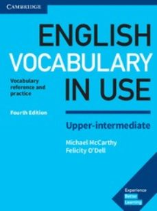 english vocabulary in use (4th edition) upper intermediate book with answers-9781316631751