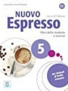 espresso 5  alumno+cd-9788861825062