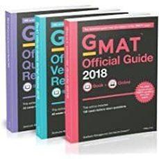 gmat official guide 2018 bundle books-9781119396178