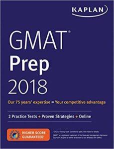 gmat prep 2018: 2 practice tests + proven strategies + online-9781506220444