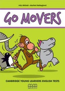 go movers student´s book + cd (rev. edit. 2018)-9786180519433