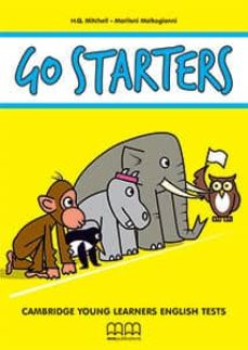 go starters student´s book + cd (rev. edit. 2018)-9786180519341