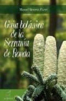 guia botanica de la serrania de ronda-manuel becerra parra-9788496607286