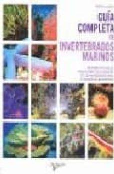 guia completa de invertebrados marinos-tristan louger-9788431539740