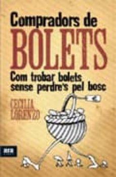 guia per anar a comprar bolets-cecilia lorenzo-9788492552771