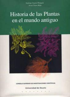 historia de las plantas en el mundo antiguo-santiago segura munguia-javier torres ripa-9788400088606
