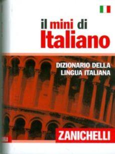 il mini di italiano. dizionario della lingua italiana-9788808048615