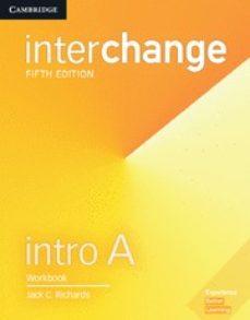 interchange (5th edition) intro workbook a (split edition)-9781316622391