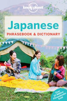 japanese phrasebook 2017 (ingles) lonely planet (8th ed.)-9781786574497