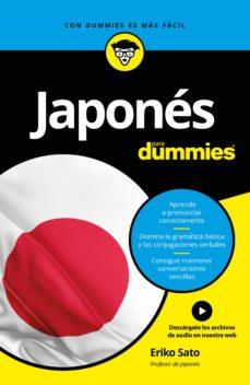 japones para dummies-eriko sato-9788432903793