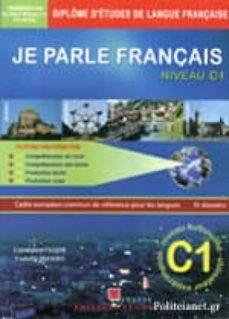 jpf dalf c1 livre + corriges + 2cd-9789608268265
