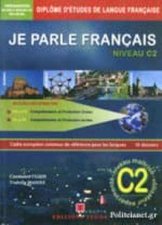 jpf dalf c2 livre + corriges + 3cd-9789608268272