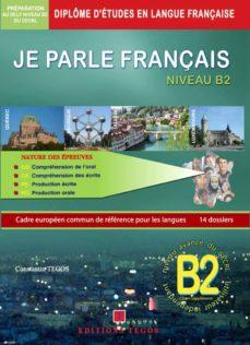 jpf delf b2 livre + corriges + 2cd-9789608268258