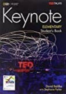 keynote elementary sb with dvd-rom-9781337273916