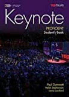 keynote proficient sb ebook pac-9781305880597