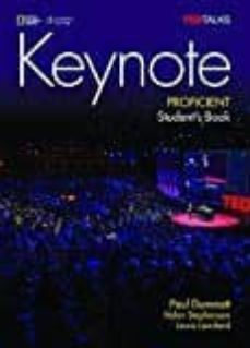 keynote proficient student s book & dvd-rom & online workbook-9781305880634