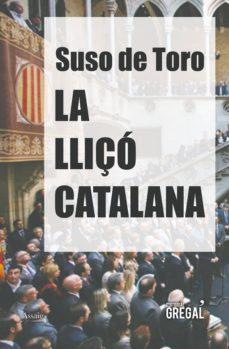 la lliçó catalana-suso de toro-9788417082017