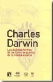 las distintas formas de las flores en plantas de la misma especie-charles darwin-9788400087968