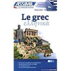 le grec-9782700506204