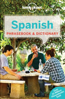 lonely planet spanish phrasebook & dictionary-9781786574510