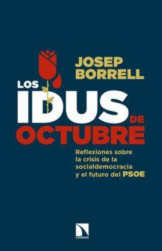 los idus de octubre-josep borrell-9788490973196
