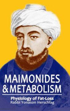 maimonides & metabolism-9780692631041
