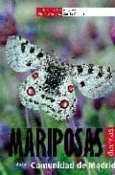 mariposas de la comunidad de madrid-juan carlos vicente arranz-antonio garcia carrillo-9788498730470