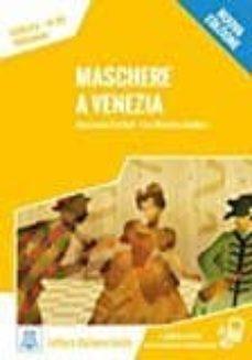 maschere a  venezia+mp3@-9788861824027