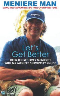 meniere man. lets get better.-9780994635075