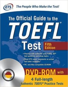 official guide to the toefl test with dvd-9781260011210