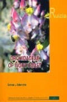 orchidaceae of ivory coast-dariusz l. szlachetko-9788400087258