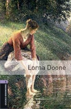 oxford bookworms 4 lorna doone-9780194638005