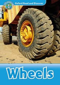 oxford read and discover 1. wheels (+ mp3)-9780194021470