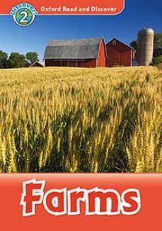 oxford read and discover 2 farms mp3 pack-9780194021616