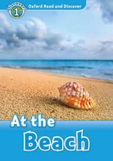 oxford read and discover: level 1: at the beach audio pack-9780194021357