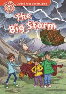 oxford read and imagine 2. the big storm (+ mp3)-9780194017701