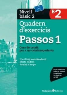 passos 1 bàsic quadern 2 2017 (b2)-nuria roig-9788499219592