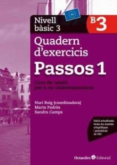 passos 1 bàsic quadern 3 2017 (b3)-nuria roig-9788499219608