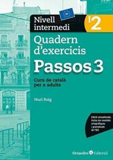 passos 3. nivell intermedi quadern d exercicis (i2)-nuria roig-9788499219691