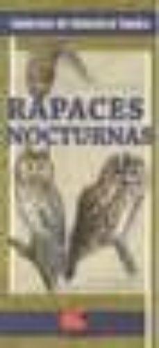 rapaces nocturnas: introduccion a las especies ibericas-victor j. hernandez-9788461296552
