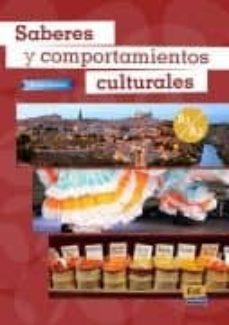 saberes y comportamientos culturales a1/a2-9788498489095