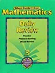 sbg math daily review pe gr 3-9780382373183
