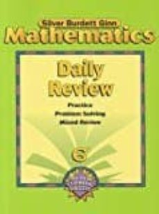 sbg math daily review pe gr 6-9780382373213