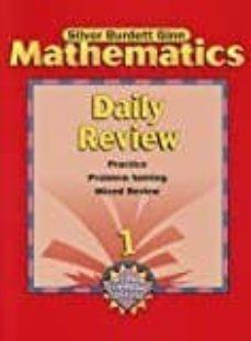 sbg math daily review se gr 1-9780382373169