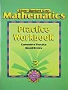 sbg math practice students workbook gr 3-9780382372902
