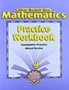 sbg math practice students workbook gr 4-9780382372919