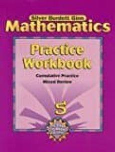 sbg math practice students workbook gr 5-9780382372926