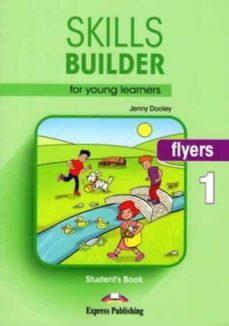 skills builder flyers 1 s s book-jenny dooley-9781471559501